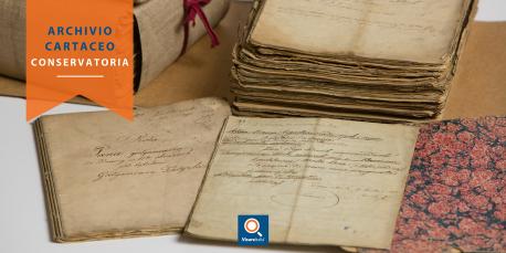 Archivio cartaceo Conservatoria persona giuridica
