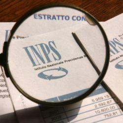 Inps: criteri previdenziali 80 euro in busta paga