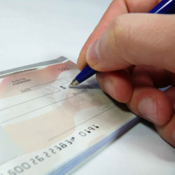 assegno postdatato