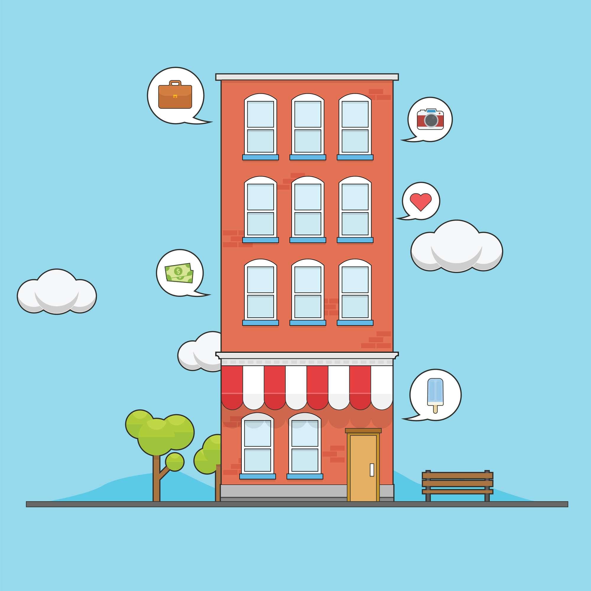 Contratto di affitto e comunicazione all 39 amministratore di - Contratto casa affitto ...