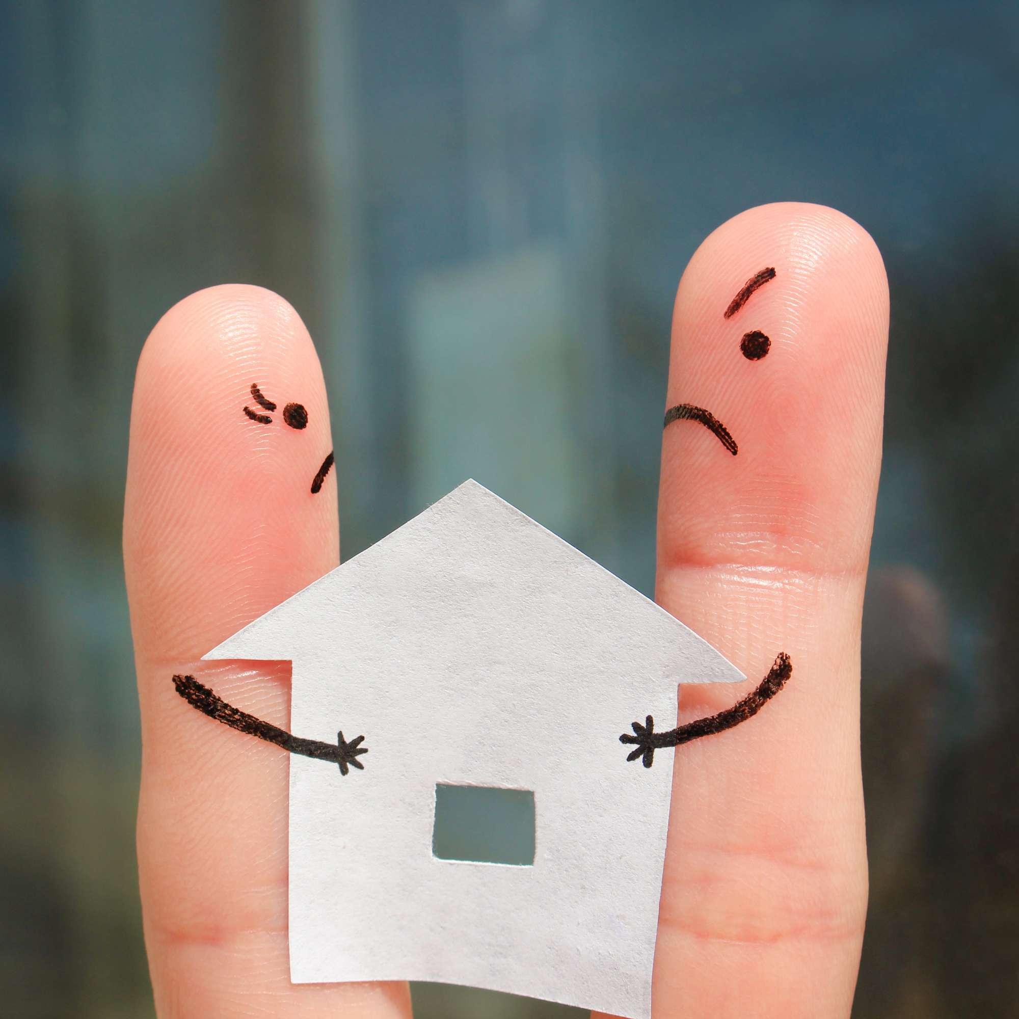 Evitare il pignoramento con la separazione dal coniuge - Pignoramento immobiliare prima casa ...