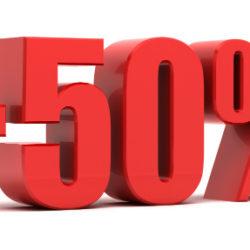 diritto camerale annuale 50% nel 2017