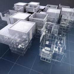 Fascicolo immobiliare in 3D