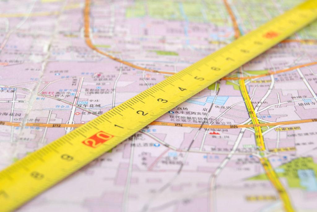 Calcolare la superficie di un terreno con Google Maps