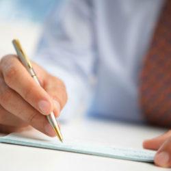 Come controllare un assegno circolare?
