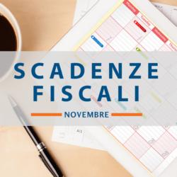 Scarica il calendario fiscale di novembre