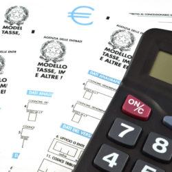 Le tasse e le imposta ipotecarie per la trascrizione atti in Conservatoria