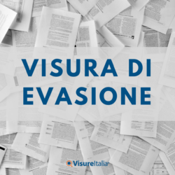 A cosa serve la visura di evasione