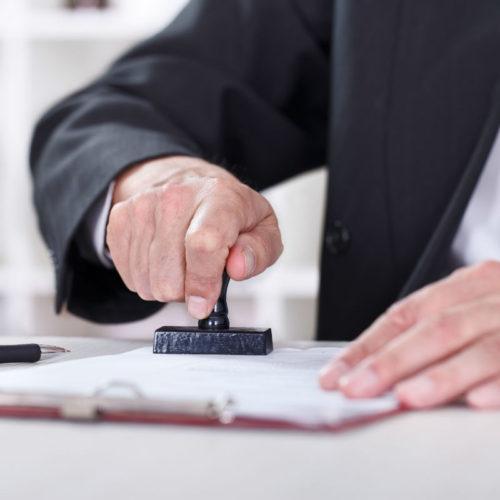 Come richiedere un certificato apostillato