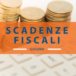 L'elenco delle scadenze fiscali di giugno 2018