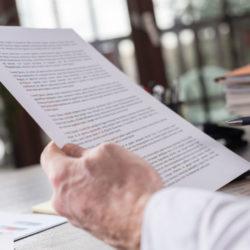Dichiarazione sostitutiva: quando farla?