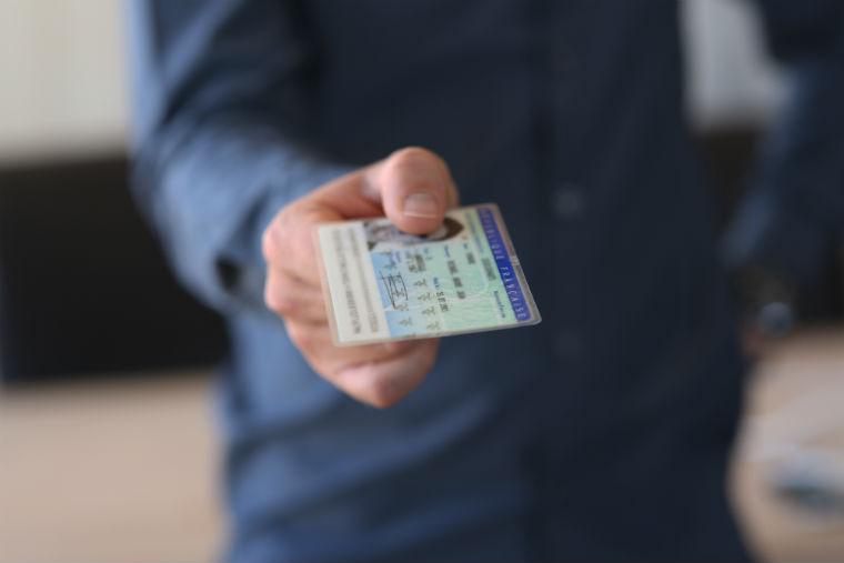Il documento d'identità