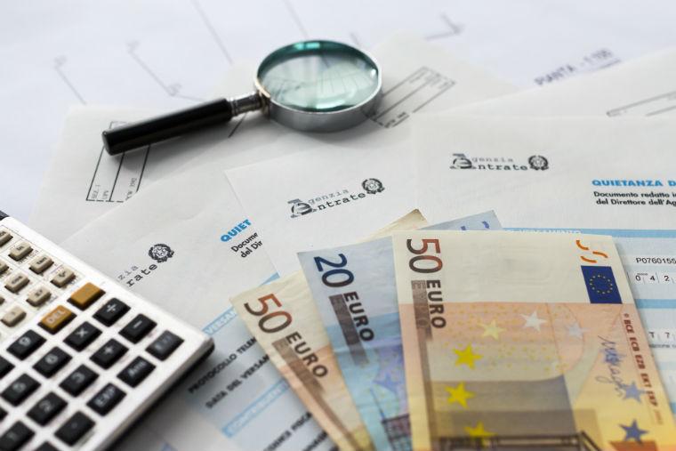 Istanza di rimborso dell'Agenzia delle Entrate