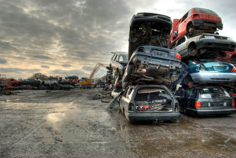 Rottamare auto con fermo amministrativo