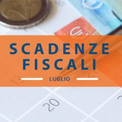 Quali sono le scadenze fiscali di luglio 2018