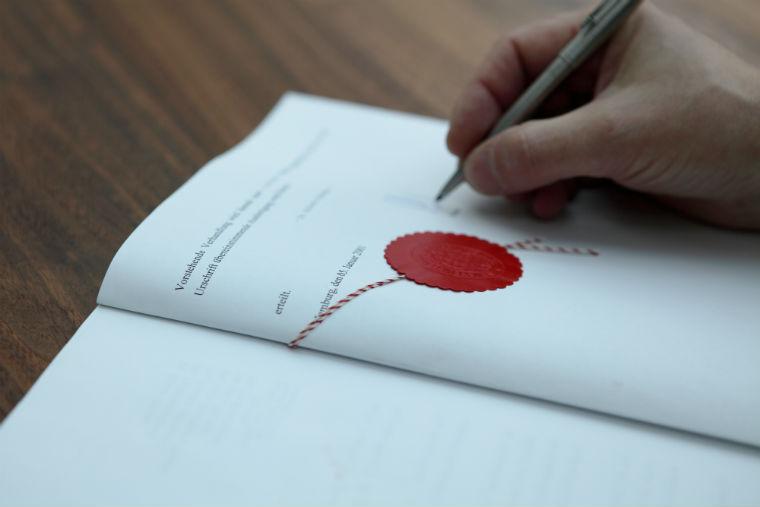 Trascrizione atti notarili: quali atti trascrivere