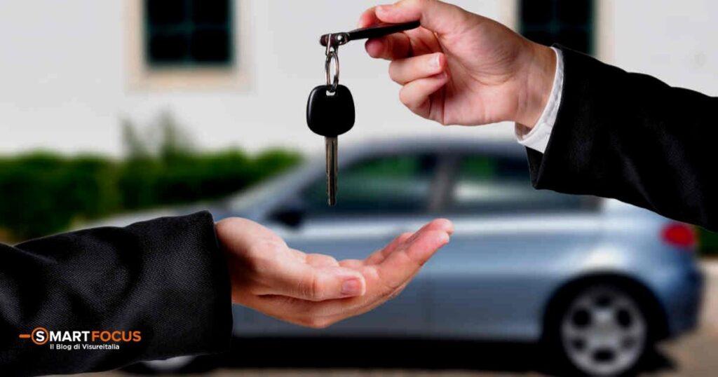 Foglio complementare per il passaggio di proprietà