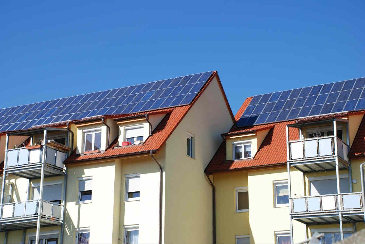 Accatastamento di impianti fotovoltaici