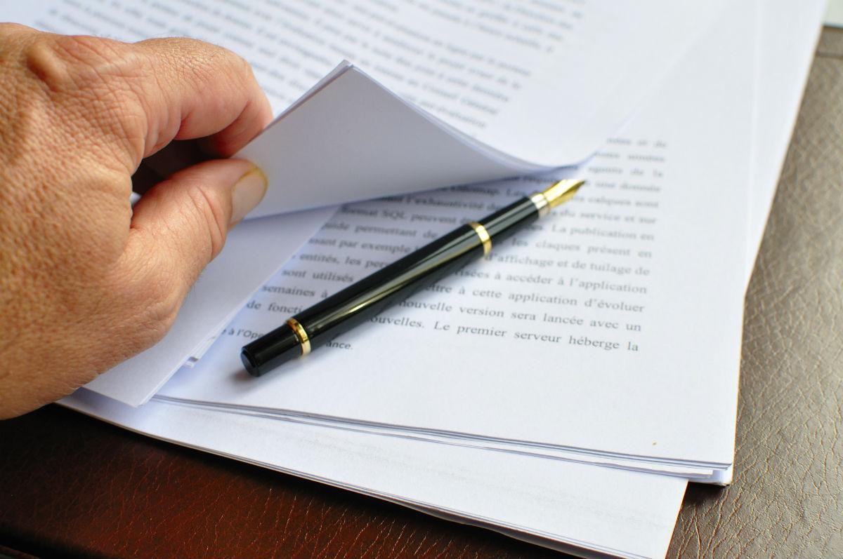 Leggere un atto notarile
