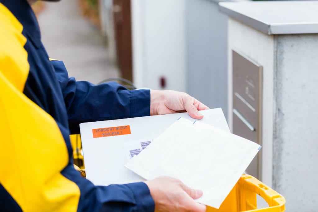 Notifica cartella di pagamento a persona non identificata presso la residenza del destinatario