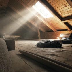 Vendere casa con sottotetto non abitabile