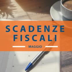 Calendario fiscale maggio 2019