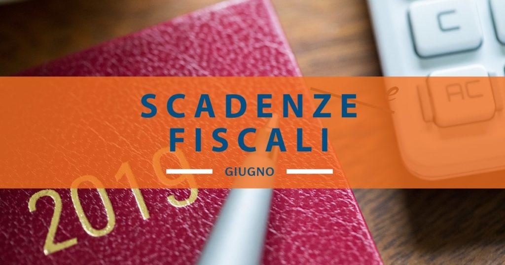 Scadenzario fiscale 2019: a giugno non solo IMU e TASI