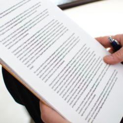 Certificato penale del casellario senza messa alla prova