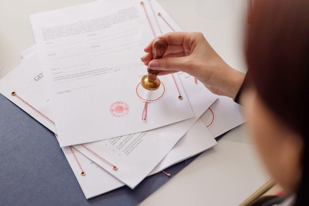 Legalizzazione certificato di nascita