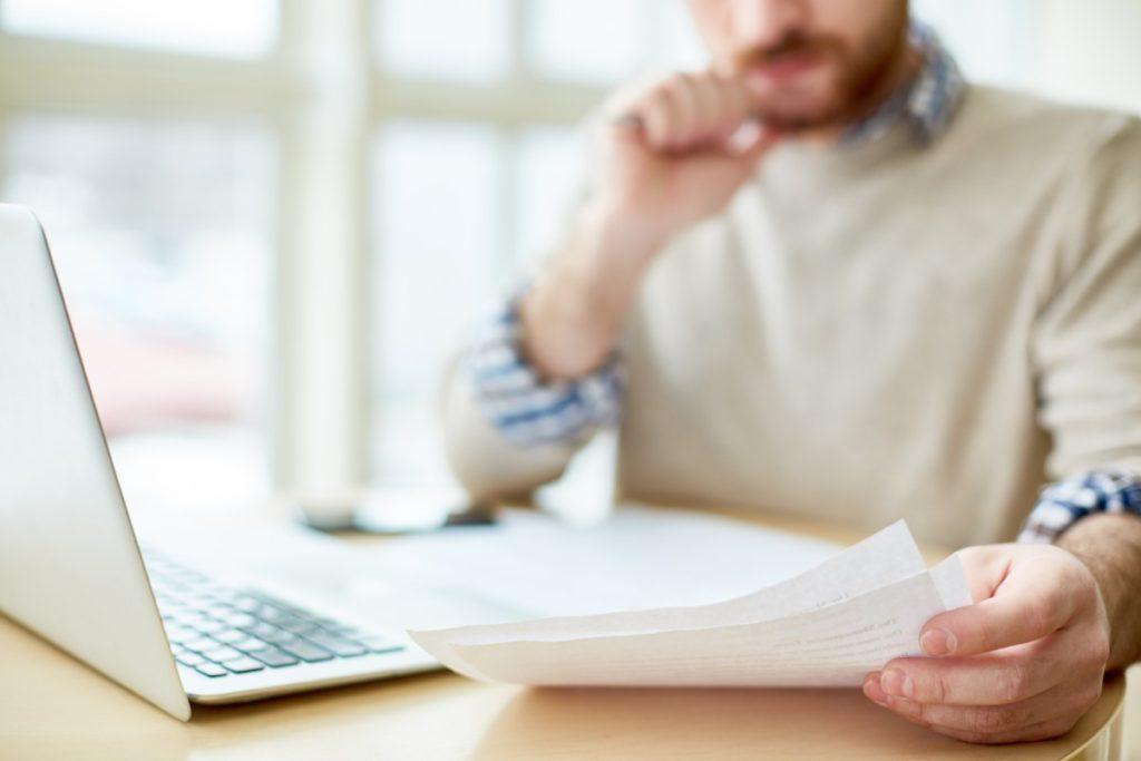 Come richiedere il certificato dei debiti tributari