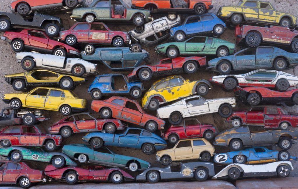 Documenti Pra per demolire auto all'estero