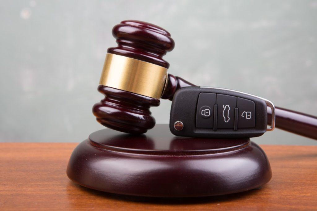Certificato cronologico per passaggio di proprietà auto in caso di separazione