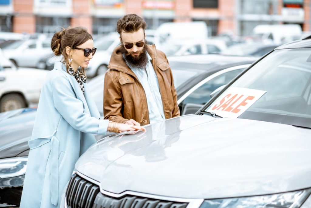 Cosa verificare prima dell'acquisto di un'auto