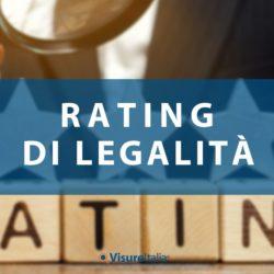 Rating di legalità: requisiti e vantaggi