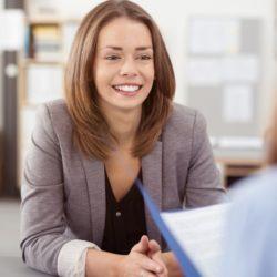 Storico lavoro persona da assumere