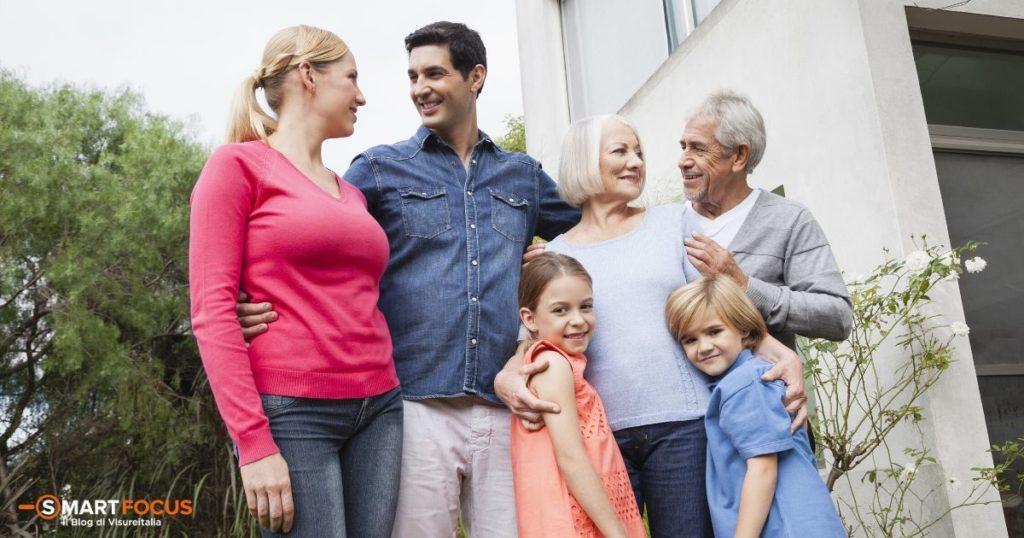 Come si richiede online un certificato stato di famiglia