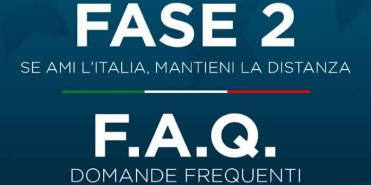 Amici, Condomini, Liberi Professionisti: FAQ Governo su FASE 2