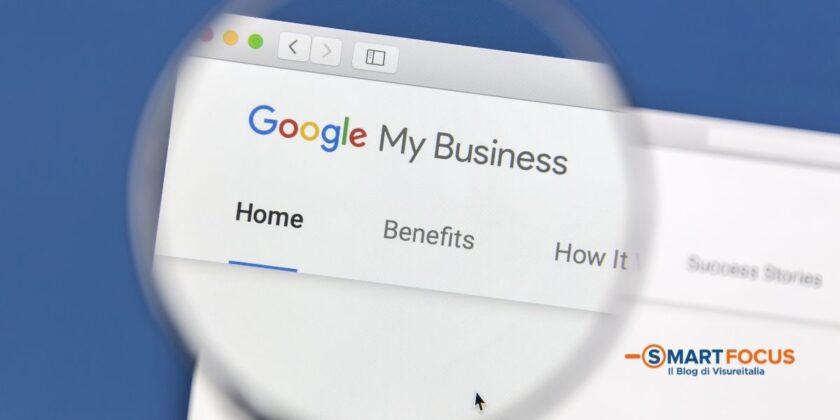 Google My Business per agenti immobiliari: come richiedere e compilare il profilo my business