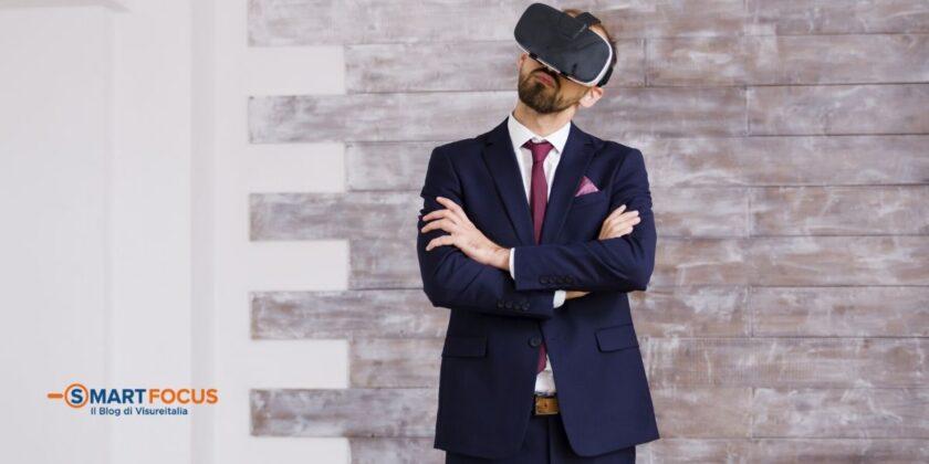 Cinque pratici motivi per utilizzare la realtà virtuale nel settore immobiliare