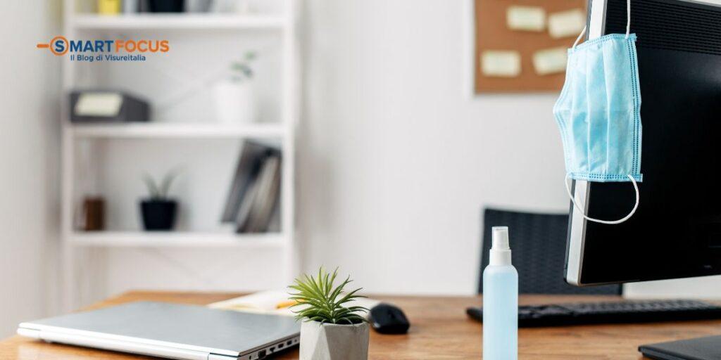 Come richiedere il credito d'imposta per spese di sanificazione ambienti di lavoro