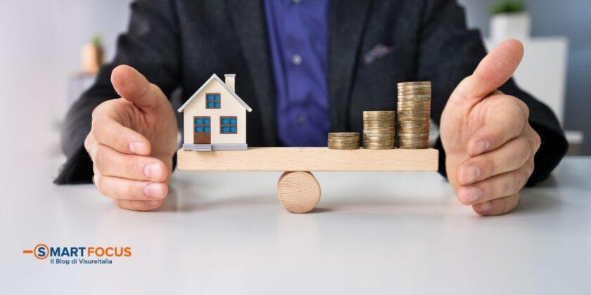 Prezzi delle case agosto 2020 +1,7% un trend che fa ben sperare!