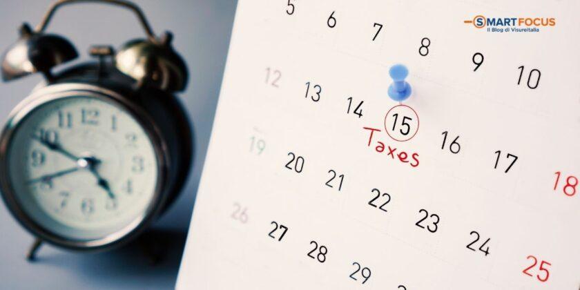 Scadenze Fiscali Febbraio 2021: tutte le date da ricordare e da segnare sul calendario.