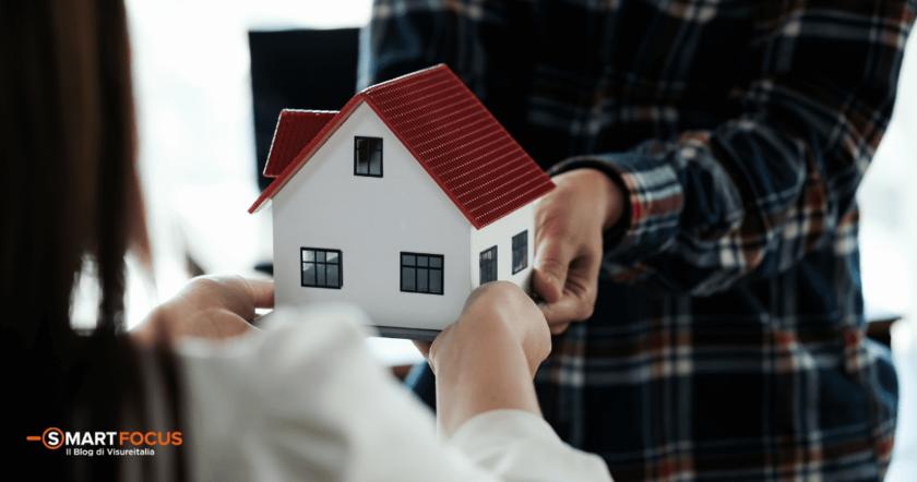 Passaggio di proprietà di un immobile tra fratelli: come avviene?